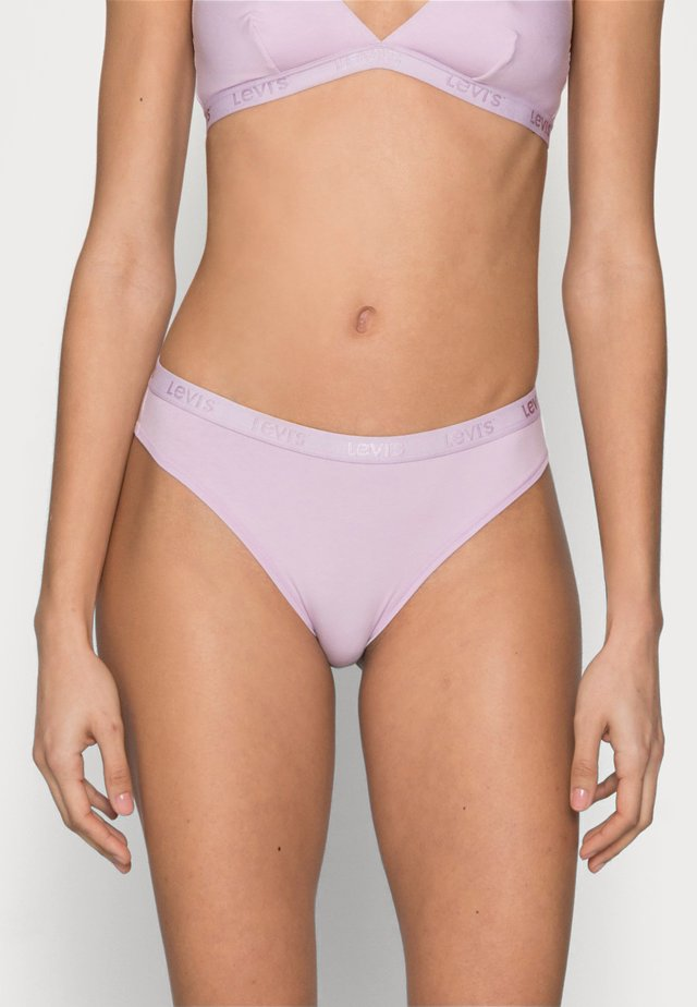 NEW MID RISE BRIEF - Kalhotky - lavender frost