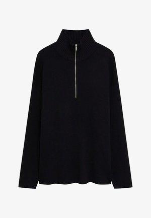 CLAU - Sweter - zwart