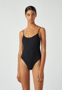 PULL&BEAR - Body - black - 0