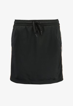 CALI NATIVE TRACK - A-line skirt - black