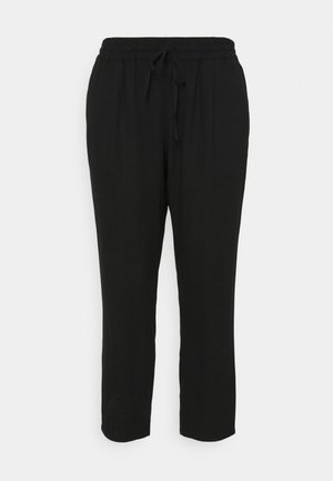 VMASTIMILO ANKLE PANTS - Trousers - black