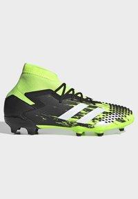 adidas Performance - PREDATOR MUTATOR 20.1 FOOTBALL BOOTS FIRM GROUND UNISEX - Moulded stud football boots - siggnr/ftwwht/cblack - 7