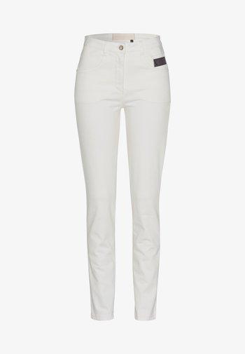 Jeans Skinny Fit - milk denim