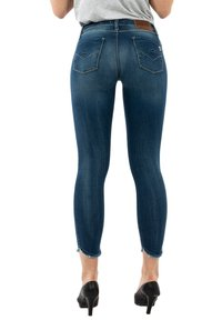 PLEASE - Jeans Skinny Fit - bleu - 2