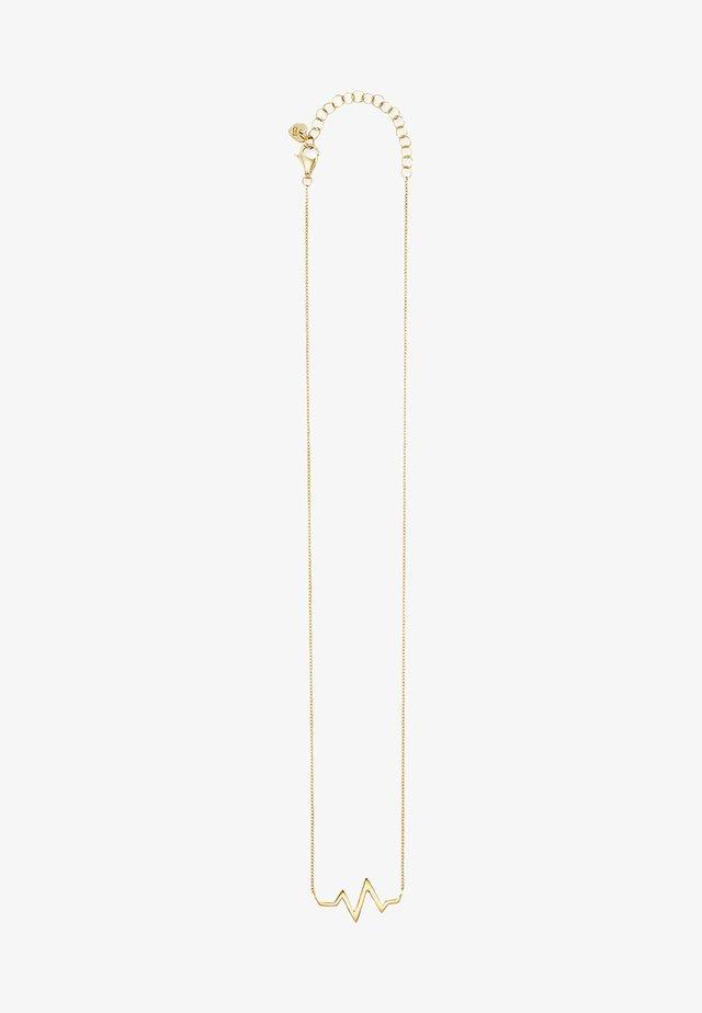 CAÏ LOVE  - Halskette - gold-coloured