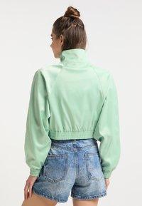 myMo - Light jacket - neo mint - 2