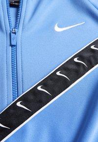 Nike Sportswear - HOODY TAPE - Hoodie met rits - pacific blue - 3