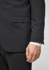 s.Oliver BLACK LABEL - SLIM FIT - Veste de costume - black - 5