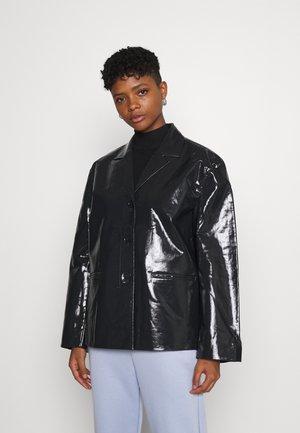 ZANA SHORT JACKET - Lehká bunda - black
