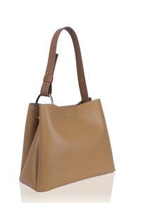 Inyati - Handbag - camel / mocha - 1