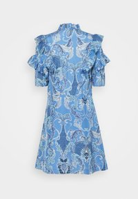 See by Chloé - Day dress - multicolor blue - 9