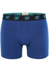 Cristiano Ronaldo CR7 - 6 PACK TRUNKS - Pants - turquoise/violet - 5