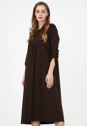 Day dress - braun