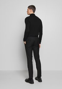 Limehaus - SUIT SLIM FIT - Costume - black - 6
