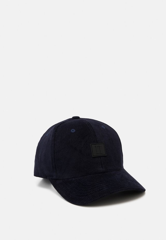 PIECE BASEBALL - Cap - dark navy/black