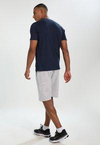 Kappa - TOPEN - Sports shorts - grey melange - 2