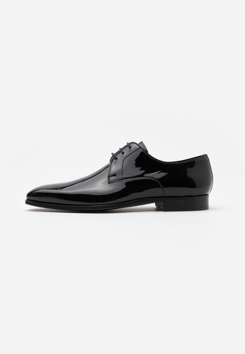 Magnanni - Smart lace-ups - black