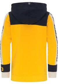 Petrol Industries - Zip-up hoodie - amber - 1