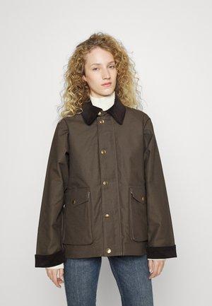 GASSELI - Light jacket - marron