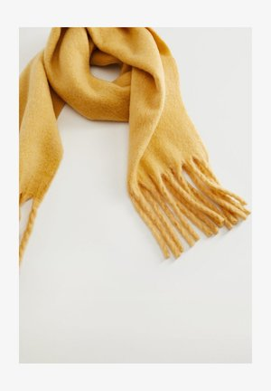 REC - Sjaal - light yellow