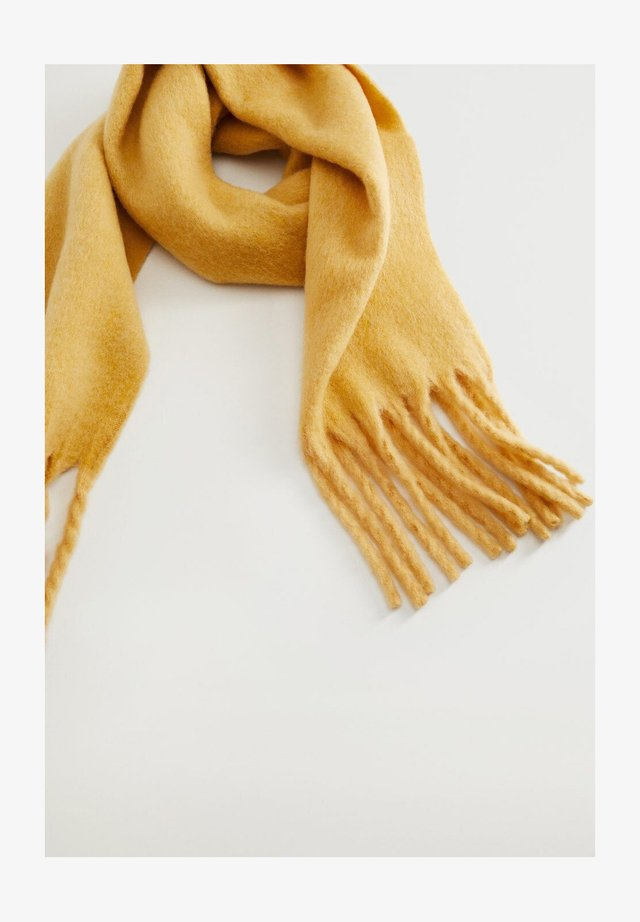 REC - Scarf - light yellow