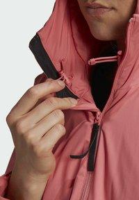adidas Performance - Winter jacket - pink - 5