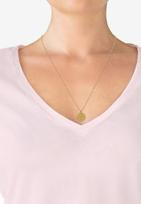 Elli - PLATE TREND - Collier - gold - 1