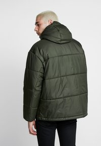adidas Originals - REVEAL YOUR VOICE JACKET - Winter jacket - night cargo - 2