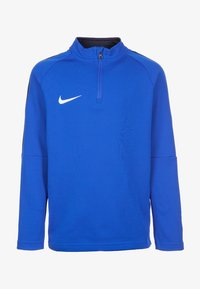 Nike Performance - DRY ACADEMY 18 DRILL - Long sleeved top - blue - 0