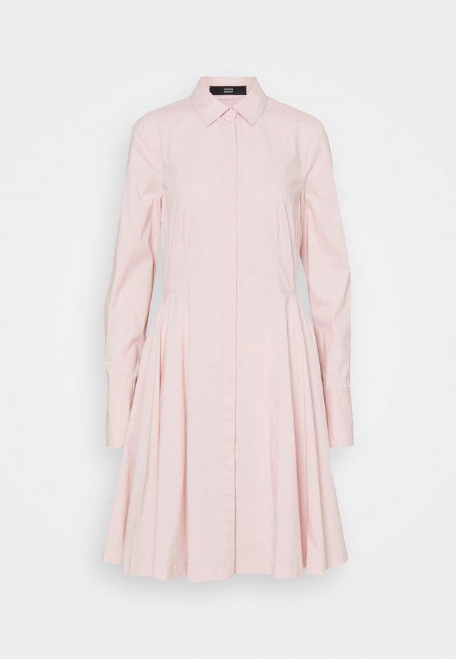 SUMMER DRESS - Shirt dress - soft rose