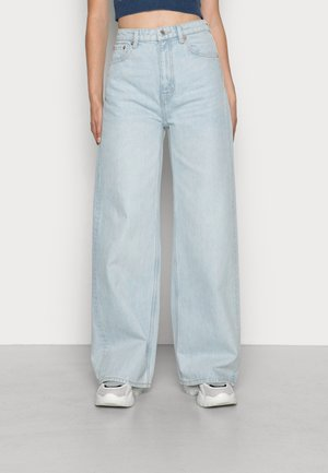 ACE - Flared Jeans - dust blue