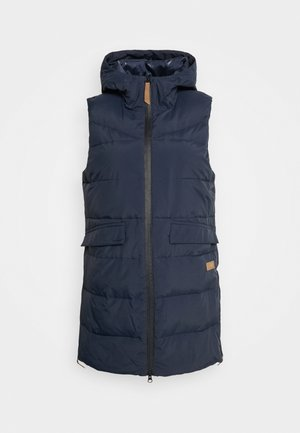 ACERRA - Waistcoat - dark blue