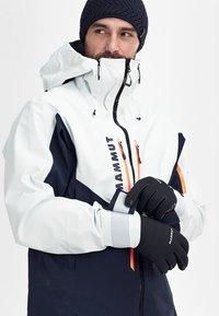 Mammut - Ski jacket - marine-bright white - 8