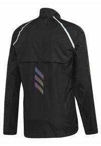 adidas Performance - ADI RUNNER SUPERNOVA RUNNING - Chaqueta de entrenamiento - black - 7