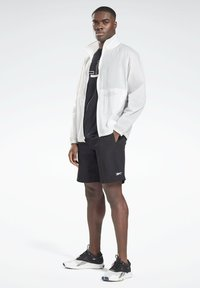 Reebok - LM TRACK JACKET - Training jacket - white - 1