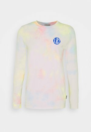 UNISEX - Long sleeved top - pink/yellow /blue