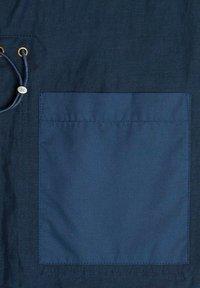 Mango - MARTE - Giacca di jeans - dunkles marineblau - 6