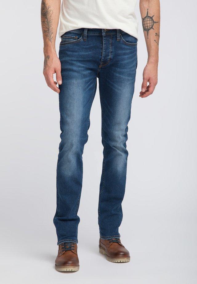 VEGAS - Slim fit jeans - blau