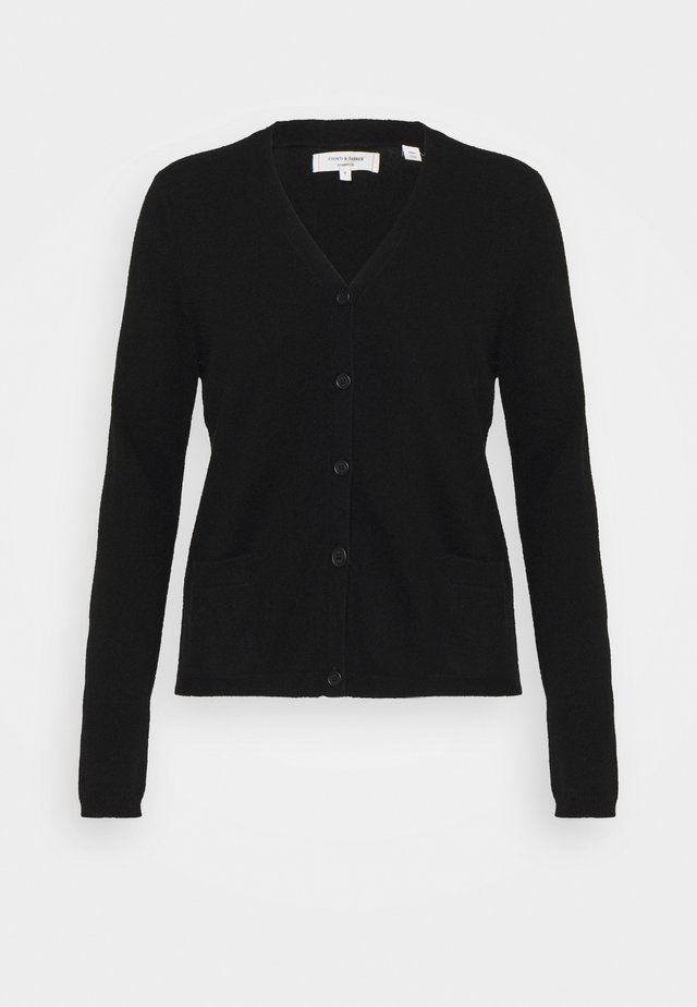 THE CARDI - Neuletakki - black