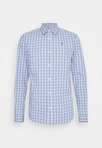 Newport Bay Sailing Club - SMART CHECK - Koszula - light blue - 5