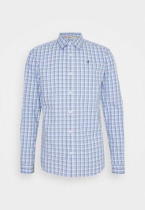 SMART CHECK - Shirt - light blue