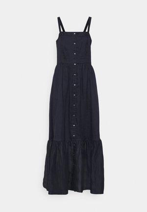 FRONT - Maxi dress - hyper navy
