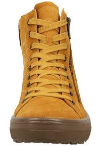 Legero - Ankle boot - daino (gelb) - 5