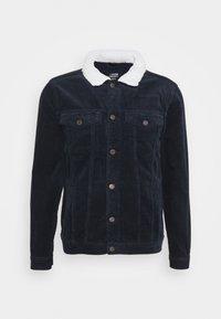 Denim Project - TEDDY JACKET - Summer jacket - navy - 4