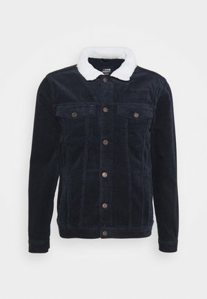 TEDDY JACKET - Lett jakke - navy