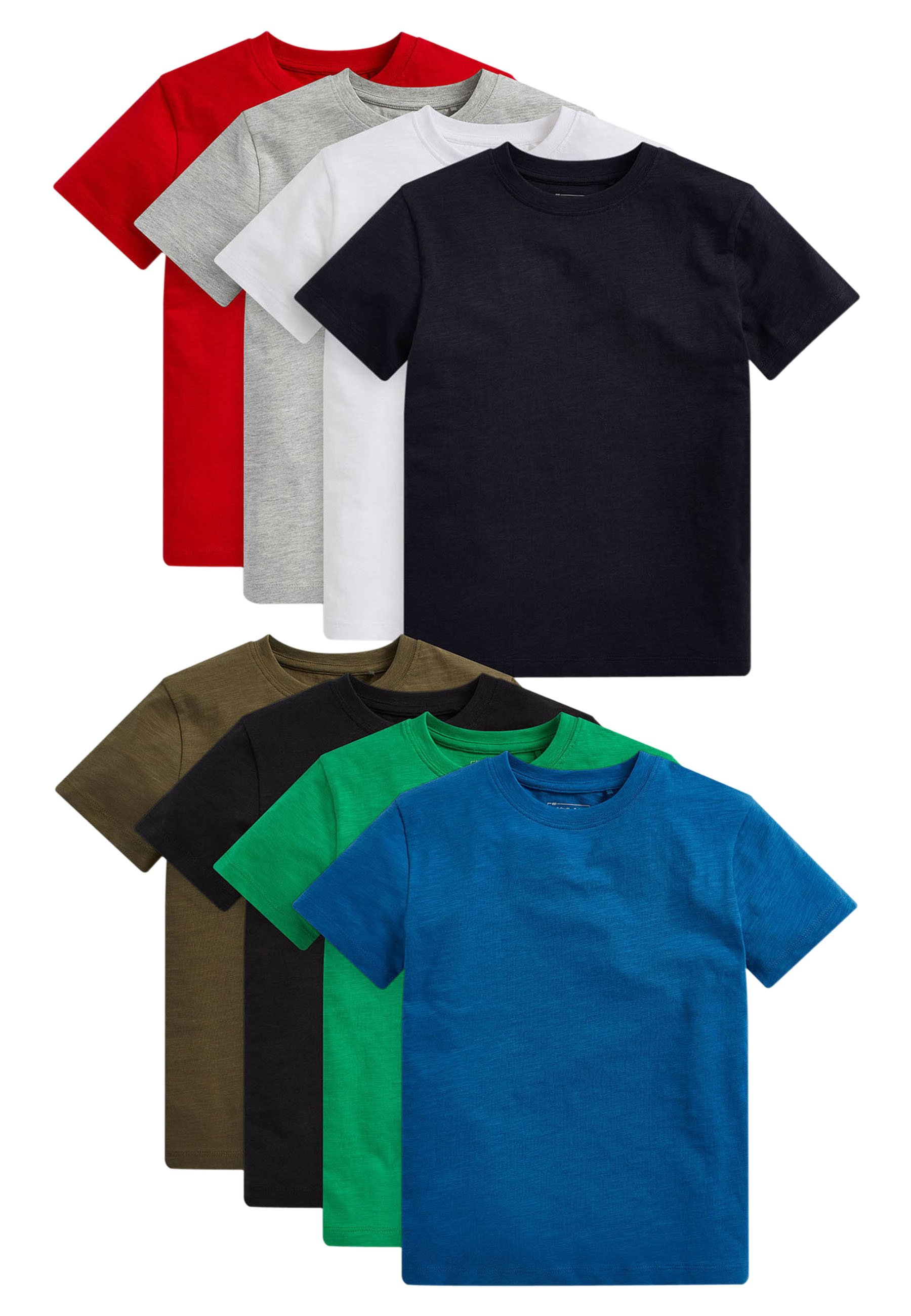 Bambini 8 PACK  - T-shirt con stampa