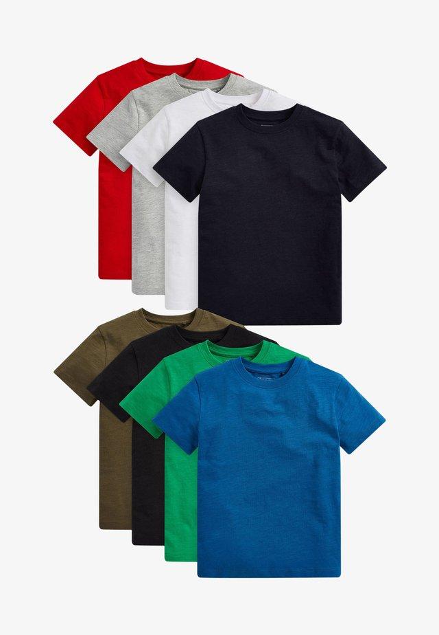 8 PACK  - Triko spotiskem - multi-coloured