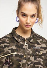 myMo - Summer jacket - olive - 3
