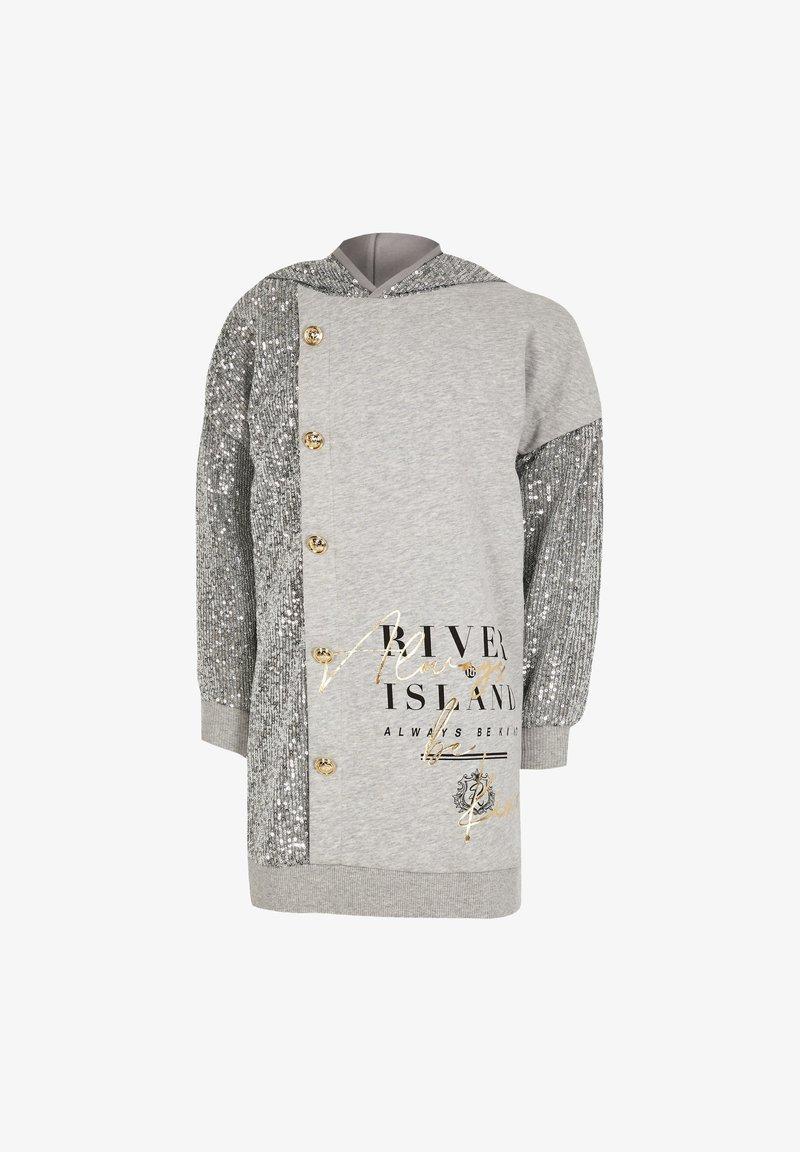 River Island - Day dress - grey