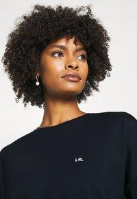 Lauren Ralph Lauren - ATHLEISURE - Print T-shirt - navy - 3